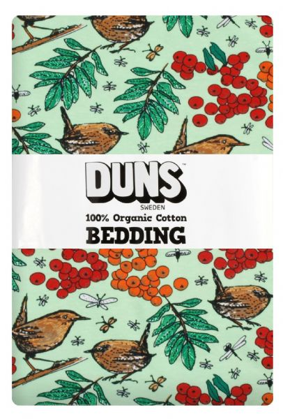 Duns Bedding Junior Green Rowanberry